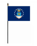 U.S. Airforce Hand Flag - Small.